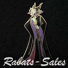Sleeping Beauty's Maleficent Holding Her Staff 2002 Rack - Walt Disney World Pin