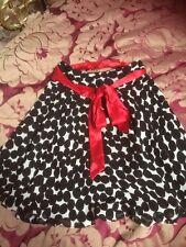 Stunning Hobbs Silk Skirt Size 10 VGC