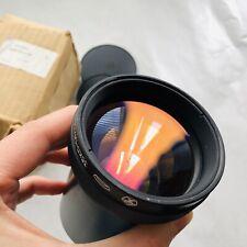 35KP-1,8/100 F1.8 100mm USSR Lens 35mm Film Movie Projection LOMO Soviet Vintage