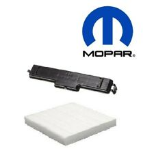 NEW DODGE RAM 1500 2500 3500 Cabin Air Filter And Filter Access Door OEM MOPAR