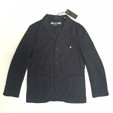 ONLY & SONS Navy Jasper Blazer Size M Button Up Casual Blazer NEW RRP £60
