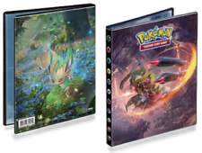 Album Pokémon Sun & Moon 5 raccoglitore portfolio A5 Ultra Pro per 80 carte