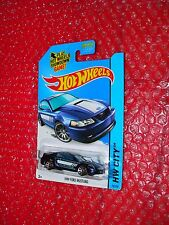 2014 Hot Wheels  1999 Ford Mustang  #96  BFG31-09B0L base variant large logo
