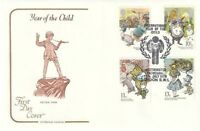 11 JULY 1979 YEAR OF THE CHILD OFF COTSWOLD FIRST DAY COVER LONDON SW1 SHS