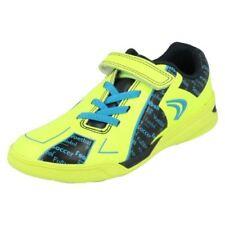 Chaussures multicolores avec attache auto-agrippant en cuir pour garçon de 2 à 16 ans