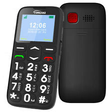 Senior Cell Phone Big Sos Button Gsm & Stand Unlocked Cell Phone For Seniors