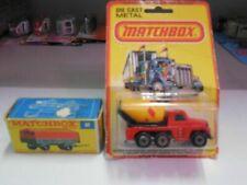 Matchbox 1980 Vehicle Year Vintage Manufacture Diecast Cars Trucks Vans For Sale Ebay