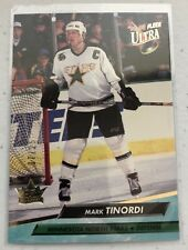 2016-17 Fleer Showcase '92-93 Fleer Ultra Buybacks #98 Tinordi /25 - NM-MT