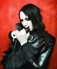 Marilyn Manson UNSIGNED photo - B697 - American musician, songwriter and actor