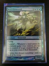Elémental du Roulis NM French Zendikar Roil Elemental MTG