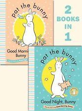 Good Night, Bunny/Good Morning, Bunny (Pat the Bunny) - Acceptable - Golden Book