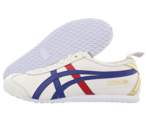 oficial competencia Premio  White Leather Athletic Onitsuka Tiger Shoes for Men for Sale | Shop Men's  Sneakers | eBay