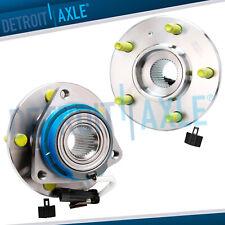 Pair Front Or Rear Wheel Bearing Hub For Chevy Impala Pontiac Grand Prix Venture