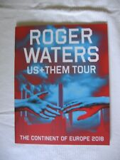 Roger Waters - Pink Floyd - Tourbook Tourbuch
