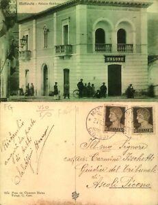 c.p. MATTINATA, Piazza Giordano, SALONE, UOMINI IN POSA (rif.14.323)