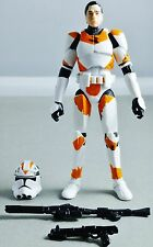 Star Wars: Legacy Collection 2013 Amazon 212th BATTALION CLONE TROOPER - Loose
