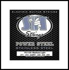 S.I.T Strings Electric Guitar Stainless Power Steel Medium Light, 11 - 50 SIT for sale