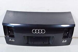 2007 - 2008 AUDI A8 D3 TRUNK LID TAILGATE TAIL GATE - OEM