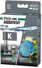 JBL Potassium Water Test Set Kit K Aquarium Plant Nutrient Fertiliser Level