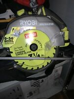 RYOBI ONE+ Cordless Circular Saw Brushless 18 Volt 7-1/4 in 3700 RPM Tool Only