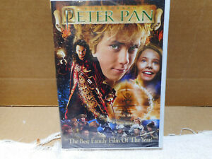 PETER PAN New Sealed DVD 2003 Live Action