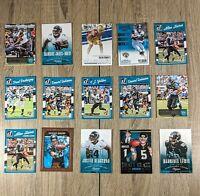 Jacksonville Jaguars NFL 28 Card Lot Trading Cards