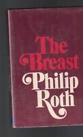 The Breast by Philip Roth HC DJ (1st print) 1972