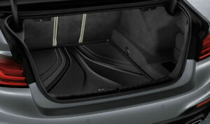 New Genuine BMW 5 Series G30 Boot Mat Fitted Luggage Liner M5 F90 51472414224