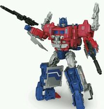 Transformers Siege on Cybertron Magnus Prime Super Ginrai Convoy Loose In stock