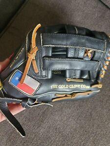 """Rawlings TX127H 12.75"""" Texas Flag H-Web Baseball Softball Glove Right Hand Throw"""