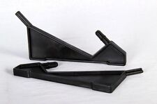 "10"" Fold Back Mounting Angle Brackets Powered Passive PA Speaker Stand Mount"