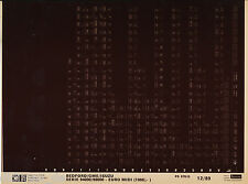 2001BF Bedford GME Isuzu Euro Midi 2x Mikrofiche 1988 1/2 microfiche 12/89 9/88