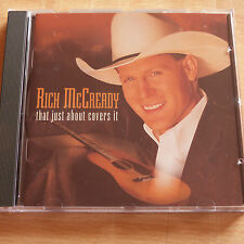 Rich McCready - That Just About Covers It (1997 US Import 10-track CD, EX)