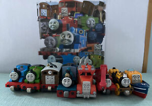 Thomas The Tank Engine Take N Play Along Bundle X 8 Trains