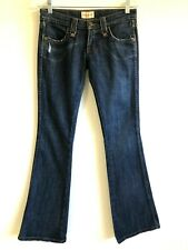 Frankie B. Jeans Slim Boot 2 Distressed Bootcut Womens 8902583 Revolve Made USA