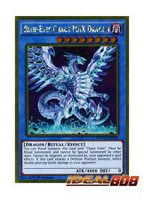 YUGIOH x 1 Blue-Eyes Chaos MAX Dragon - MVP1-ENG04 - Gold Rare - 1st Edition NM