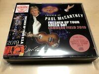 Paul McCartney Freshen Up Tour Green Bay Lambeau Field 2019 3 CD Steven Taylor