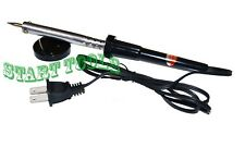60W IRON SOLDERING GUN Electric Welding Solder 110V - 120V Home Shop Gun