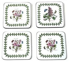 • Lovely Pimpernel Coasters •Set Of Four •