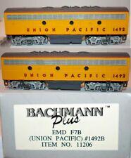 Union Pacific 1492B F7B Bachmann Plus 11206 HO Scale AU11.8