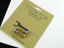 Tone Pros System II  SCM1 Locking Metric Import Tailpiece Studs Chrome SCM1/CH