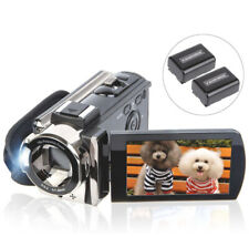 FHD Camcorder Video CMOS HD 1080P Vlogging YouTube Digital Recorder Livestream