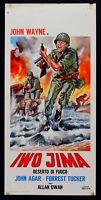L105 Plakat Iwo Jima Desert Von Feuer John Wayne Allan Dwan John Agar Tucke