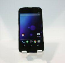LG Nexus 4 E960 - 16GB - Black (Unlocked) Smartphone - Crkd Back