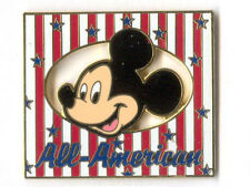 JDS - All American Mickey Patriotic stars