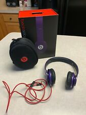 Beats by Dr. Dre Solo HD Headband Headphones - Purple