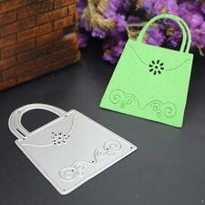 Handbag Metal Cutting Dies Stencil Scrapbooking Paper Card Embossing Craft DIY