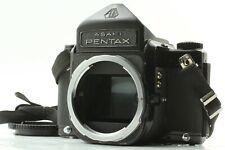 【Exc+4 w/ Strap Cap】 Pentax 6x7 67 Eye Level MUp Medium Format Camera JAPAN #198