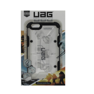 NEW Authentic UAG Urban Armor Gear Case For Apple iPhone 6S PLUS / 6 PLUS [ICE]