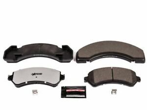 For 1994-2000 GMC C3500HD Disc Brake Pad and Hardware Kit Power Stop 13649PC